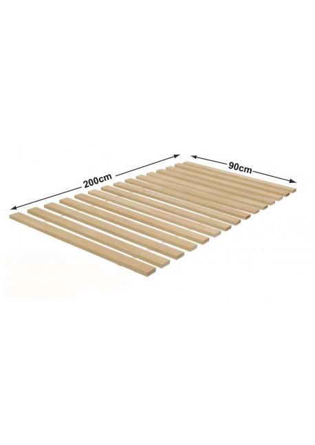 Rollrost für Liegefläche 90 x 200 cm