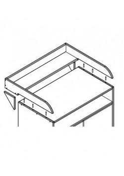 Wickelkommode mit 3 Schubladen, direkt vom Hersteller