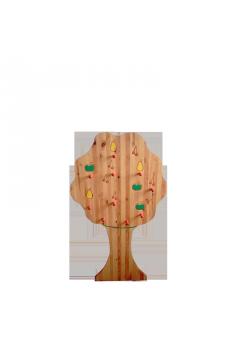 Kindergarderobe, Massivholz, direkt vom deutschen Hersteller