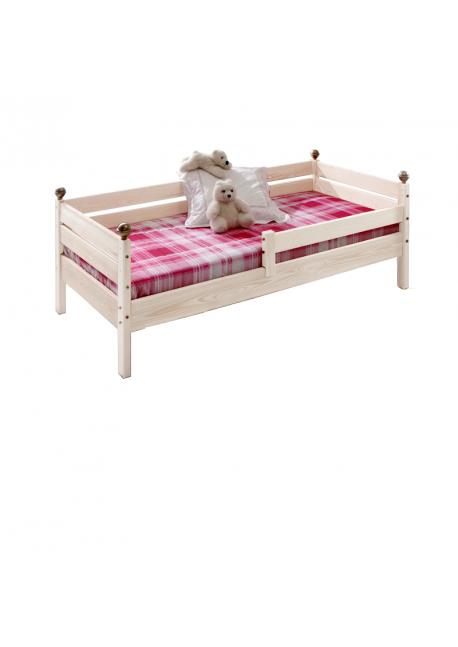Kinder Bett 70x160cm Zwischengröße_Rost