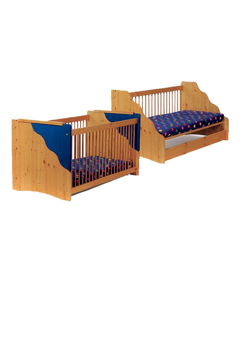 babybett welle kinderbett aus fsc zertifiziertem. Black Bedroom Furniture Sets. Home Design Ideas