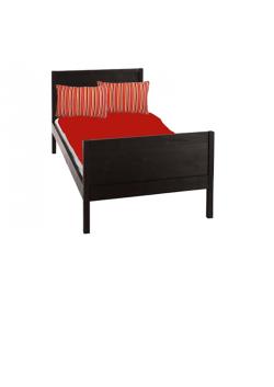 """Kinderbett """"Nürnberg"""", Massivholz, direkt vom Hersteller"""