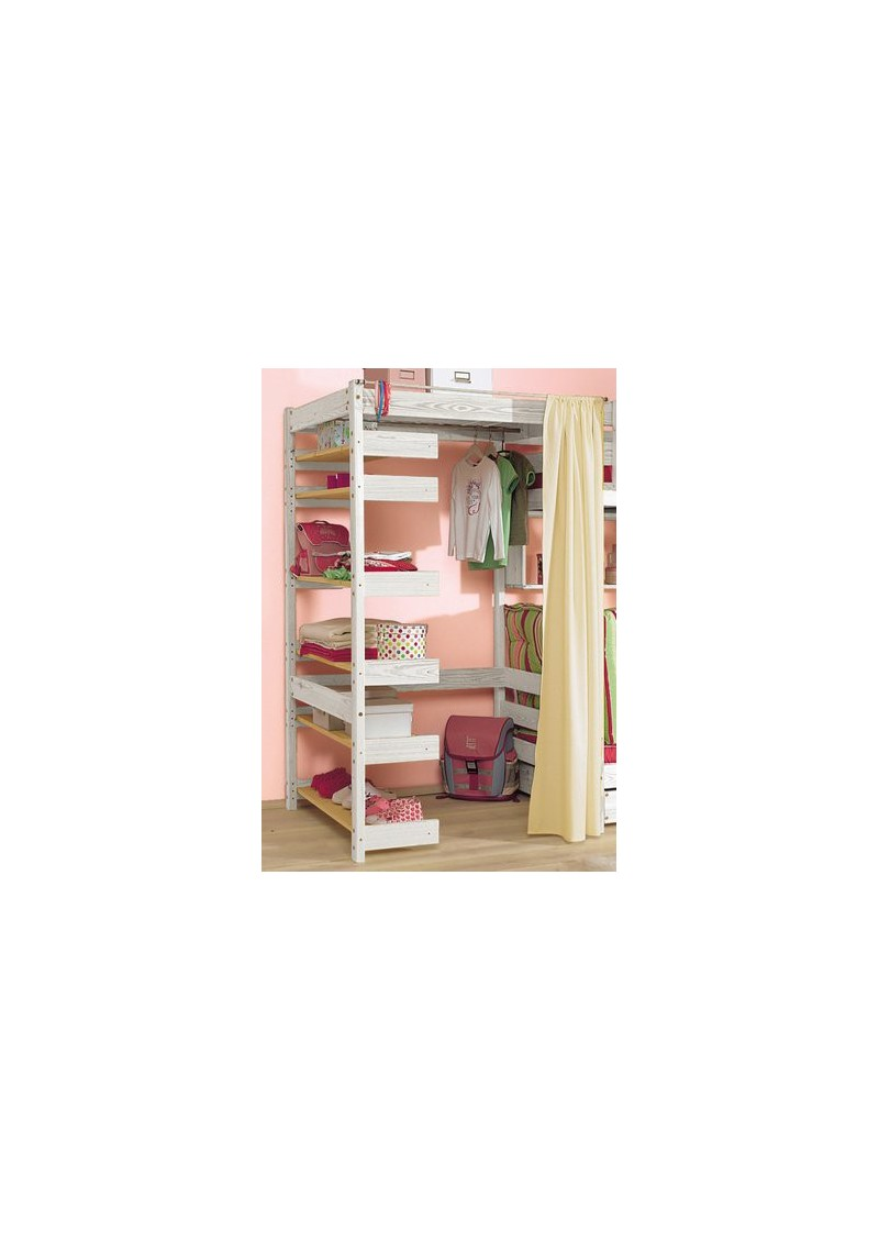 massivholz anbau regal kronach holz massiv anbau zum. Black Bedroom Furniture Sets. Home Design Ideas