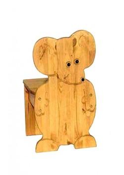 """Kinderstuhl Holz """"Maus"""" für Kleinkinder, Bio Qualität, direkt vom deutschen Hersteller"""