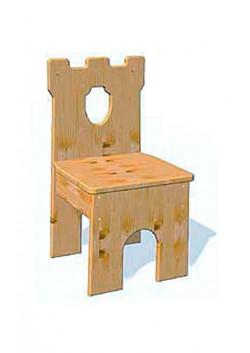 """Kinderstuhl Holz """"Palazzo"""" massiv für Kleinkinder, Bio Qualität, direkt vom Kindermöbelhersteller"""