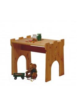 Kindertisch Holz massiv  Bio Qualität, direkt vom deutschen Hersteller, Modell Palazzo