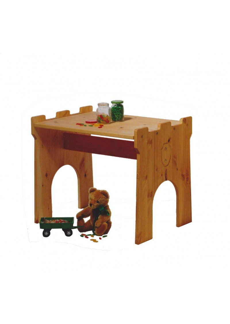 Kindertisch holz  Kindertisch Holz massiv Bio Qualität, direkt vom deutschen ...