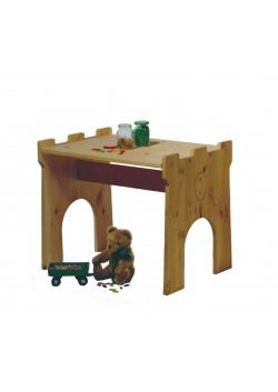 Kindertisch Holz massiv FSC Bio Qualität, direkt vom deutschen Hersteller