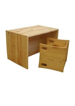 """Kindersitzgruppe """"Anna 1"""" direkt vom Hersteller, Massivholz aus nachhaltiger Waldwirtschaft"""