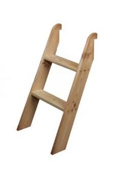 "Kinderbett-Treppe ""Arkona"" Holz massiv, zum Kojenbett"