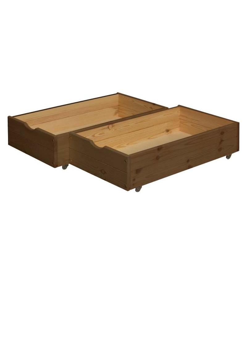 bettrollkasten bettkasten vario holz massiv schubkasten 90 cm tief silenta produktions gmbh. Black Bedroom Furniture Sets. Home Design Ideas