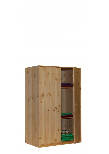 Kleiderschrank Welle Massivholzmöbel, Bio Qualität ohne