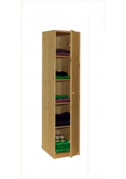 """Kleiderschrank  """"mono 1"""" aus Holz, Wäscheschrank, Bio Qualität, direkt vom deutschen Hersteller online kaufen"""