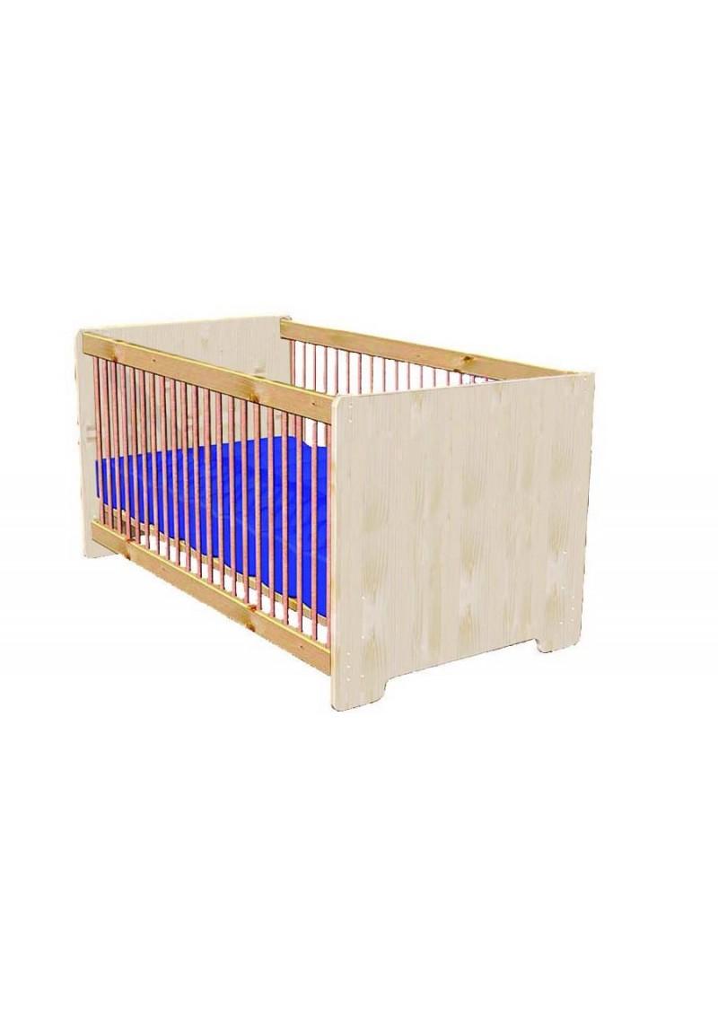 babybett heike kinderbett massivholz fsc zertifitziert. Black Bedroom Furniture Sets. Home Design Ideas