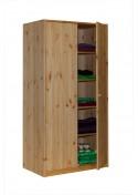 """Kleiderschrank """"pur"""" 171x89cm Massivholzmöbel ohne Schadstoffe, Bio Qualität direkt vom  Hersteller"""