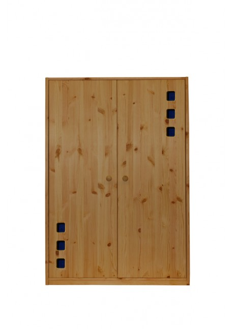 """Kleiderschrank """"Karo"""" Massivholzmöbel, direkt vom deutschen Hersteller online kaufen"""