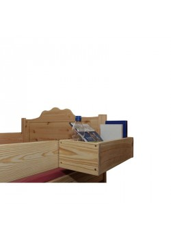 Massivholz Ablagebox zu Kindermöbeln von silenta