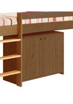 Kommode Zum Hochbett Ebrach Holz Massiv Günstig Direkt Vom Deutschen Kindermöbel Hersteller Online Bestellen