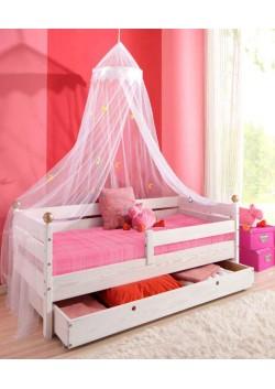 Kinderbett Baldachin, Moskitonetz