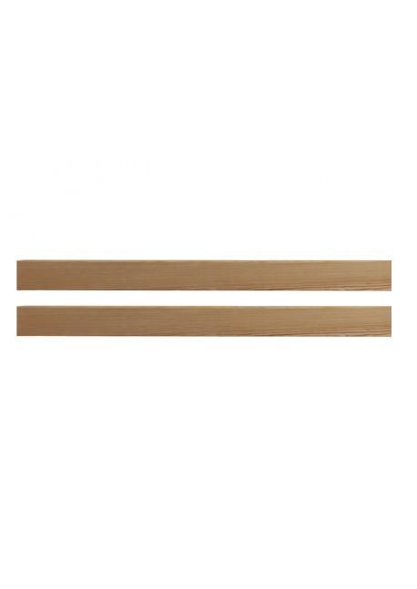 Kinderbett Mit Rausfallschutz silenta kinderbett rausfallschutz 200 cm lang aus massivholz