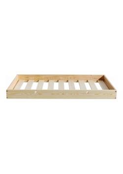 """Bettrollkasten """"Comtesse"""" für Kinderbett 70 x 160 cm, Holz massiv"""