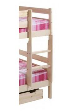 """Etagenbett """"trend""""inkl. 2 Rollroste, Kindermöbel aus Massivholz, TÜV+FSC® direkt vom deutschen Hersteller"""