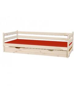 Sofabett Primus 4 Bettrollkasten Mit Rost Naturholzmobel Direkt Vom Kinderbetten Hersteller