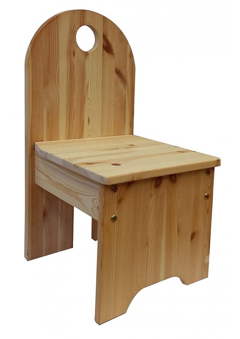 """Bemerkenswert Massiv Aus Holz Dekoration Von Kinderstuhl """"rondo"""" - Massivholz Nachhaltiger Waldwirtschaft"""