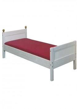 Kinderbett mit Rost, Zwischengröße Bett