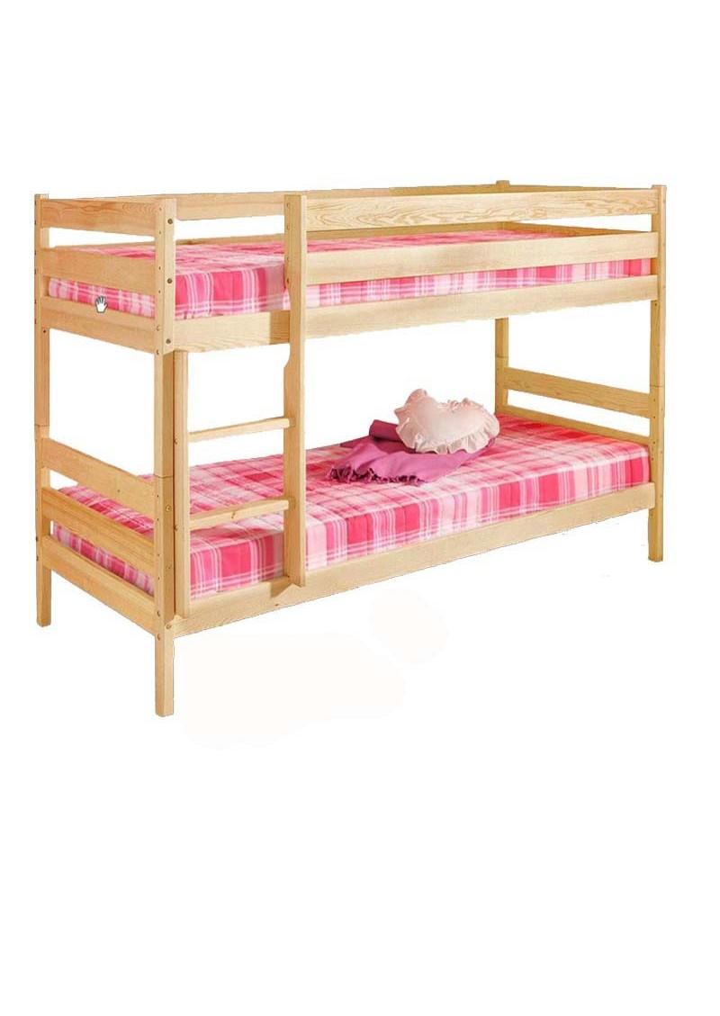 kinder etagenbett trend massivholz ge lt silenta produktions gmbh. Black Bedroom Furniture Sets. Home Design Ideas