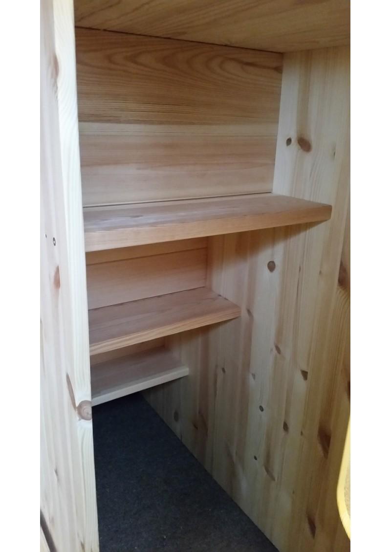 hochbett treppe mit sicheren stufen rausfallschutz. Black Bedroom Furniture Sets. Home Design Ideas