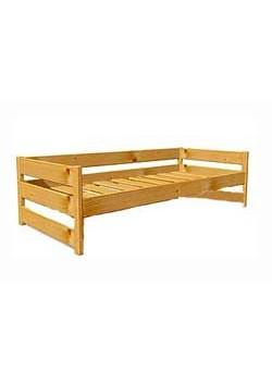 """Jugendbett """"Primus 1"""", Sofabett, mit Rost, Holz massiv, direkt vom deutschen Hersteller"""