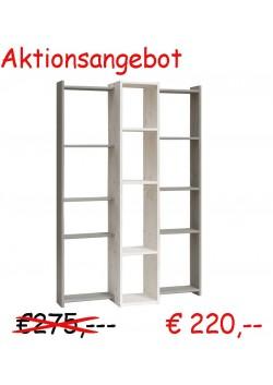 """Design-Regal """"Oslo"""" Standregal Holz massiv FSC® 171x116cm, direkt vom Kindermöbel-Hersteller"""