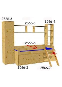 Rausfallschutz für Kinderbetten
