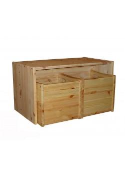 """Kindersitzgruppe """"Anna 2"""" direkt vom Hersteller, Massivholz  aus nachhaltiger Waldwirtschaft"""