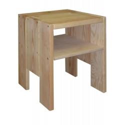 Hocker Beistelltisch Holz...