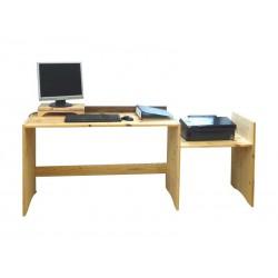 Schreibtisch mit Ablage,...