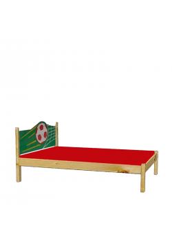 Jugendbett Futonbett mit Rost, Massivholz direkt vom Hersteller