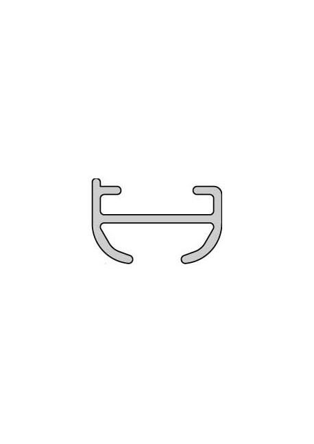 Gardinenschiene Aluminium 1 Lauf