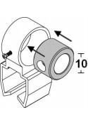 Adapter - Reduzierstück für Storesschienenhalter - Neuheit