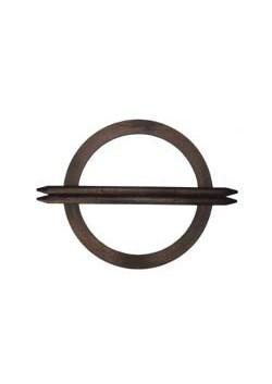 Gardinenspangen - Raffhalter Ø 170mm - 2 Stück
