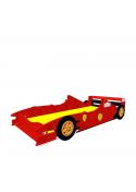 """Kinderbett """"Formel 1"""" mit Rost und aufwändigen Details"""