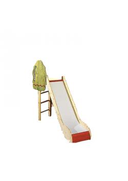 Diagonalrutsche  für Hochbett und  Etagenbett 150cm