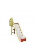 Diagonalrutsche  zu Hochbett und Etagenbett 150cm