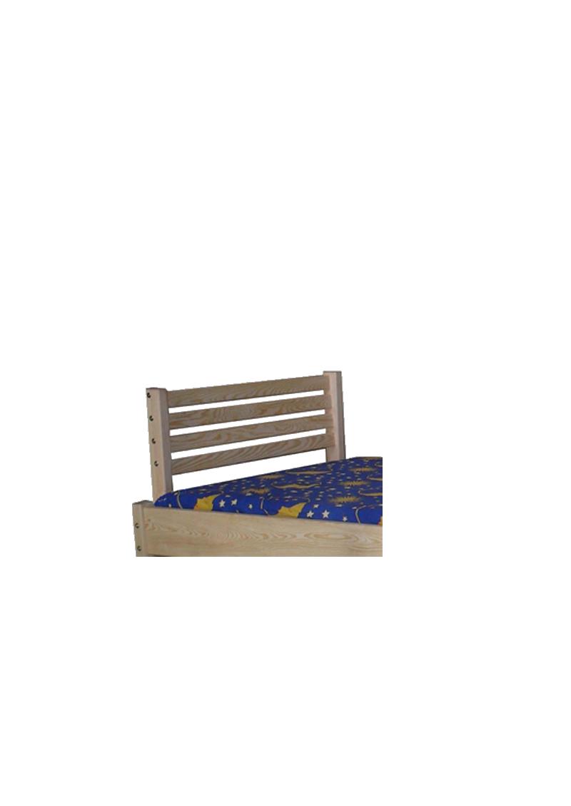 kopfteil zum jugendbett rodach holz massiv zu allen breiten online lieferbar silenta. Black Bedroom Furniture Sets. Home Design Ideas